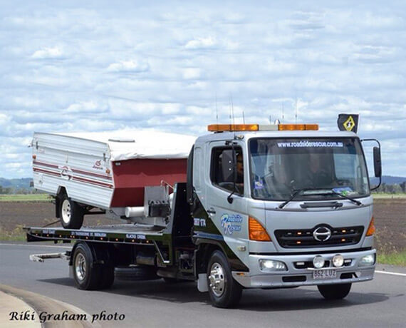 Caravan Towing | Logan | South Brisbane Towing Service