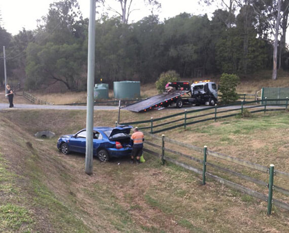 Insurance & Accident Towing | Logan | South Brisbane Towing Service