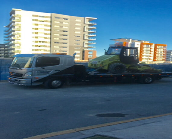 Machinery Towing | Logan | South Brisbane Towing Service