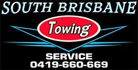 South Brisbane Towing Service Logo